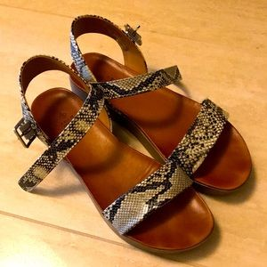$15 / 2 pairs, Call It Spring sandals